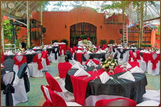 Cebu best affordable catering services free venue cebu for Au jardin wedding package