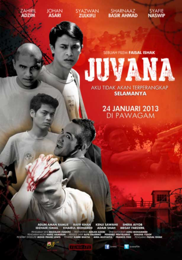 Review Filem Juvana