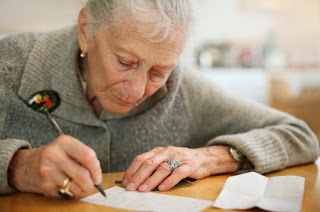 2014 New Year Resolutions for Older People