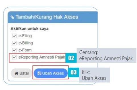Cara Mengaktifkan e-Reporting DJP Online