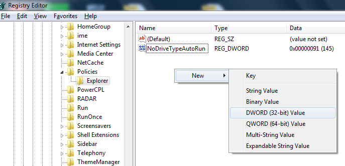Registry trick to hide System Tray on Windows 8 and Windows 7