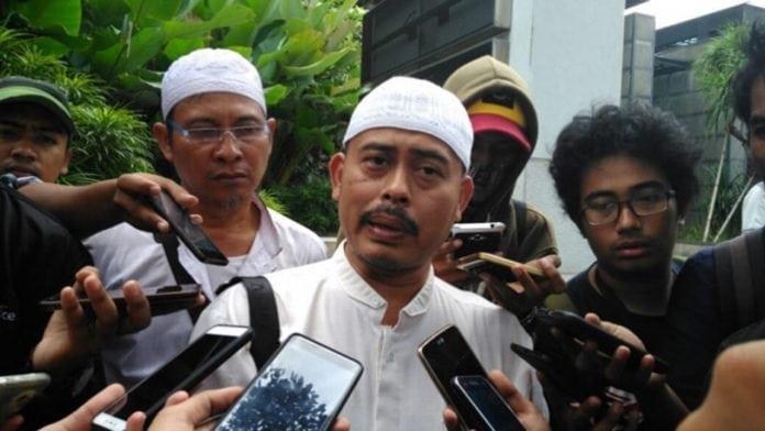 Jubir FPI Slamet Ma'arif Sebar Hoax tentang BIN