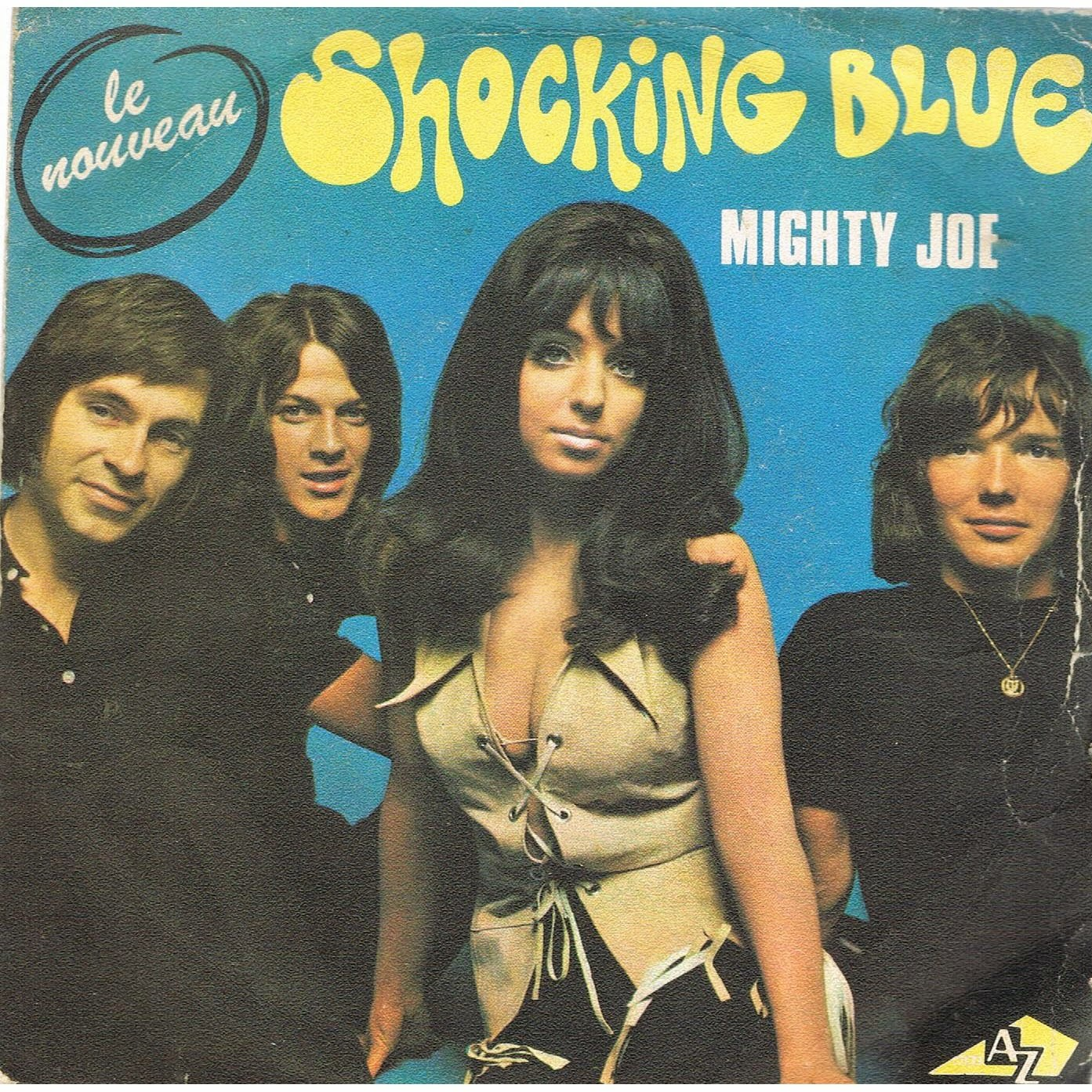 2 Or 3 Lines And So Much More Shocking Blue
