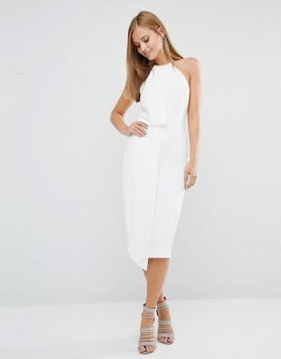 diseños de Vestidos de Blancos de Noche