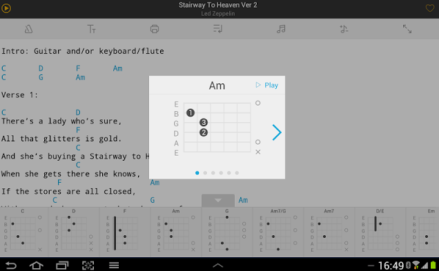 Ultimate Guitar Tabs & Chords Apk Full Cracked
