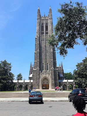 college tour 02| Duke University