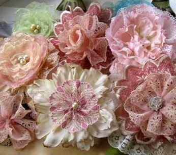 how to make millinery flowers