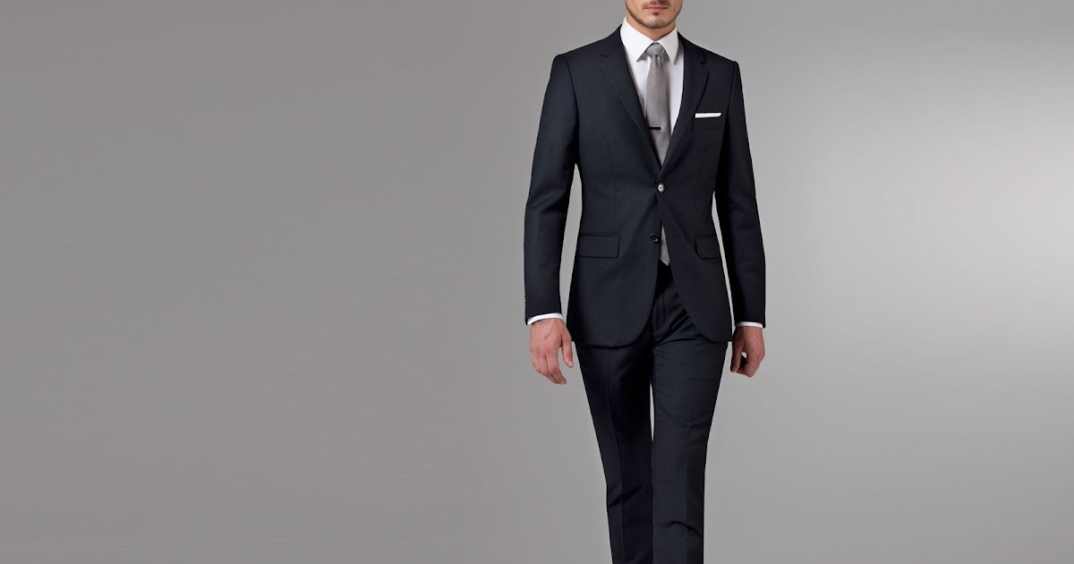 The Indochino Essential Navy Suit - Indochino's most