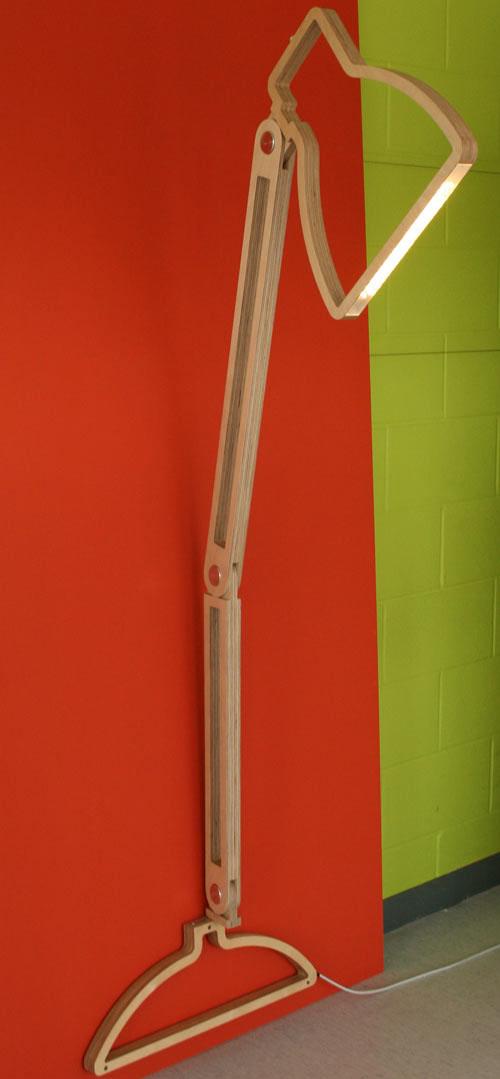 Diseño de lampara creativa lampara para tu habitación.