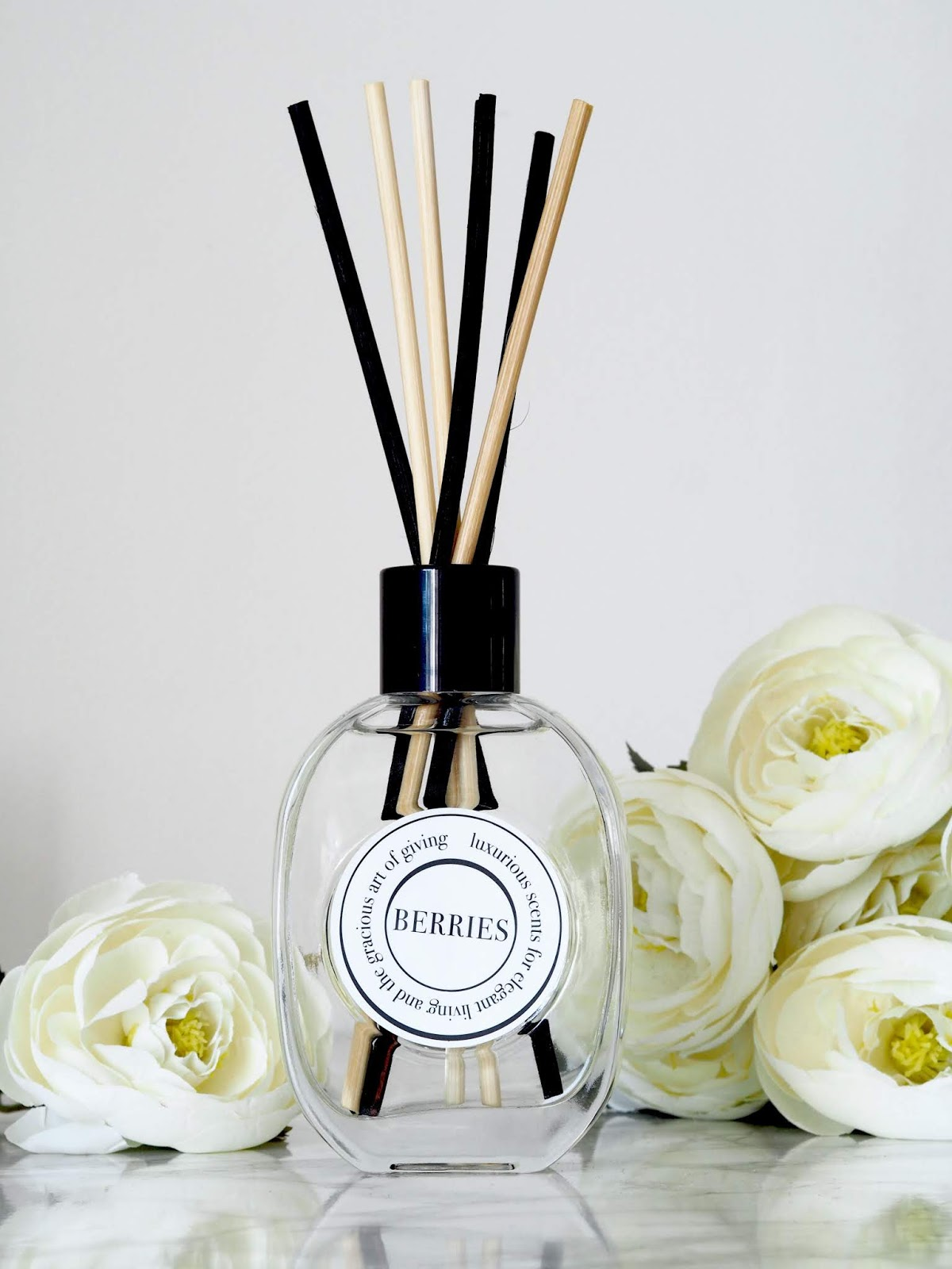 Aldi dupe \ Diptyque \ home fragrance \ berries \ baies \ reed diffuser \ Priceless Life of Mine \ over 40 lifestyle blog