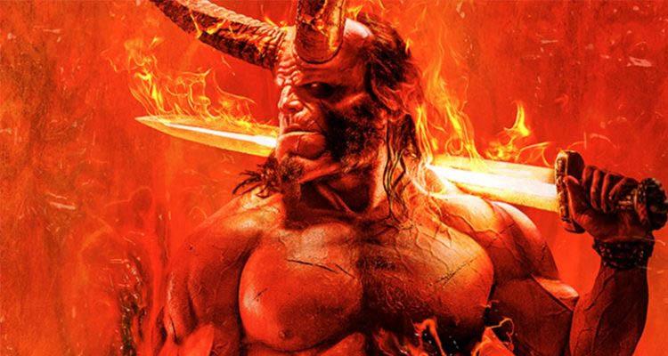 Primer tráiler de Hellboy 2019