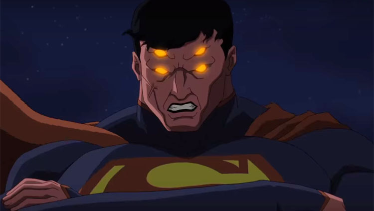 Teen Titans Go Justice League