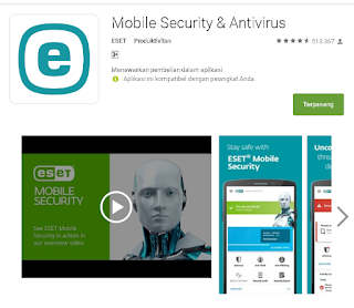 ESET Smart Security For Android