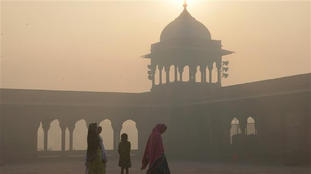 India's pollution-linked death rate now rivals China: Report