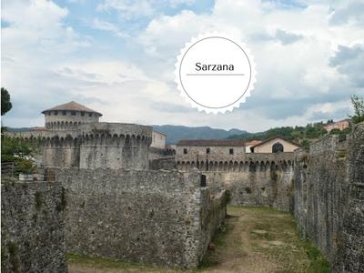 Cosa vedere nel centro storico di Sarzana: La Cittadella