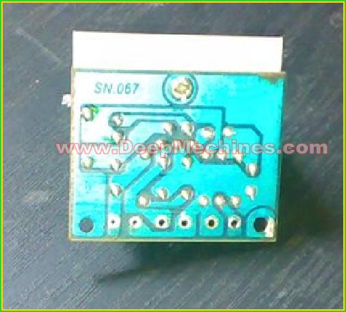 Kit Pengganti Audio Amp TV Boomer Mini 100W Scorpion (SN.067)