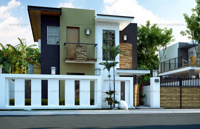 Beautiful Modern House Plans In The Philippines Part - 4: PLAN DETAILS