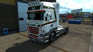 DSV Scania RJL skin