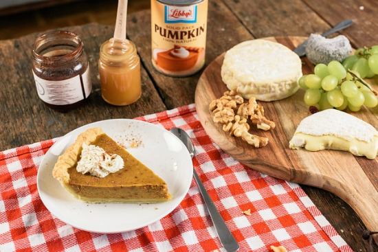 Classic Pumpkin Pie – The Lausanne Guide