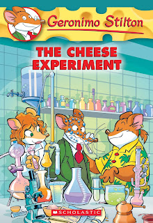 Geronimo Stilton: The Cheese Experiment