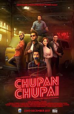 Chupan Chupai (2018) Urdu 720p WEBRip x264 AAC 5.1 – 1.26GB