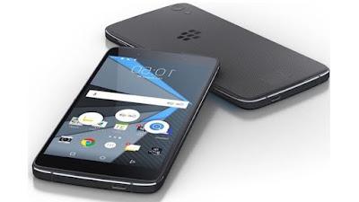 Harga BlackBerry DTEK50 dengan RAM 3GB Terbaru 2016