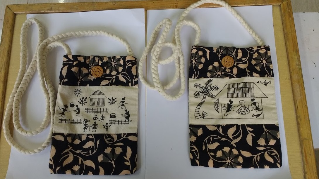 Bags and keychains