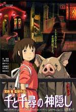 El viaje de Chihiro (2001) DVDRip Latino
