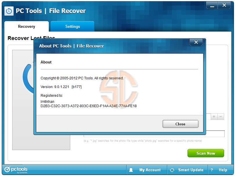 pc tools file recover 9.0.1.221 gratuit