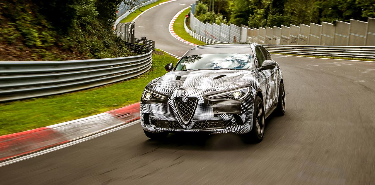 Η Alfa Romeo Stelvio Quadrifoglio το πιο γρήγορο SUV παραγωγής στον κόσμο με χρόνο ρεκόρ στο Nürburgring