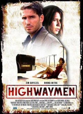 Poster Of Highwaymen In Dual Audio Hindi English 300MB Compressed Small Size Pc Movie Free Download Only At worldfree4u.com