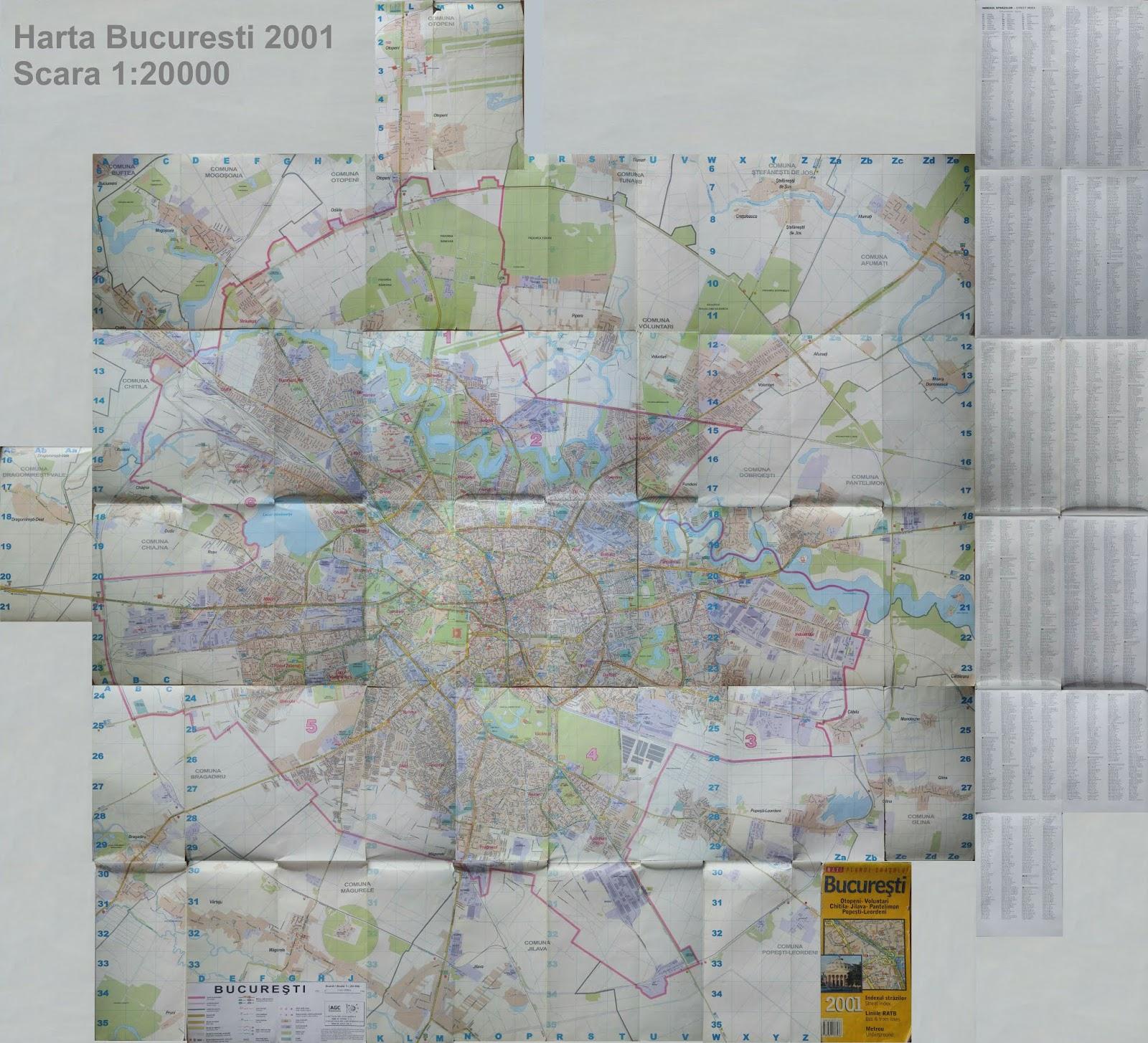 Bucuresti 1941 Mapsof Net