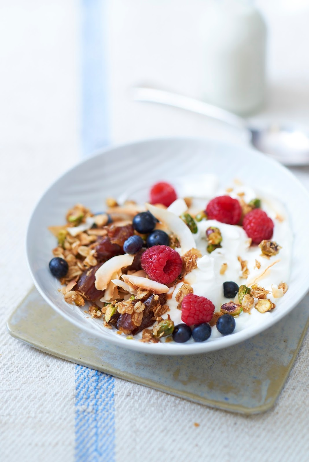 How To Make Lisa Roukin's Moroccan Granola