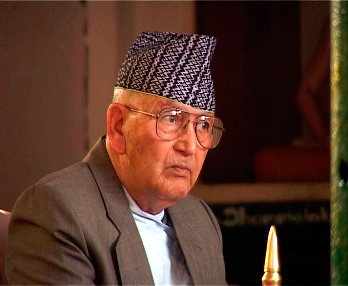 surya-bahadur-thapa leaders in Nepal