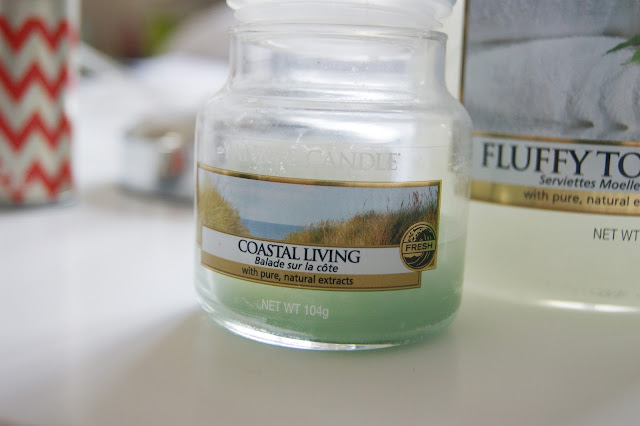 Coastal Living Yankee Candle