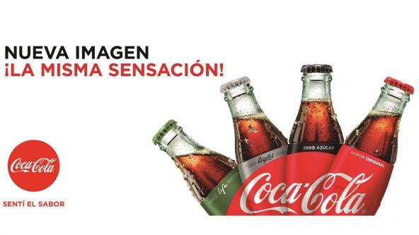 Coca-Cola potencia su oferta lanzando una estrategia de Marca Única