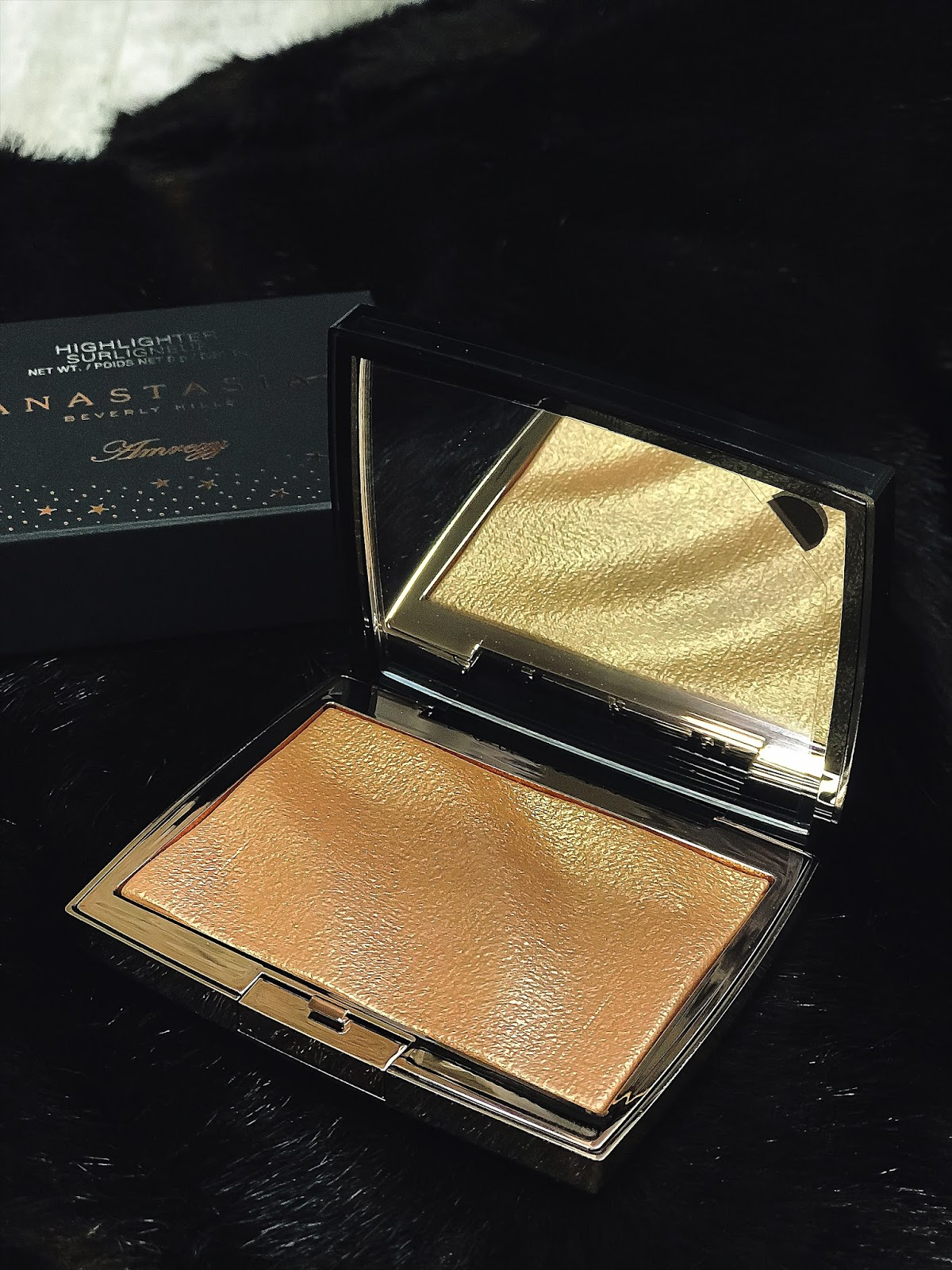 abh x amrezy highlighter review