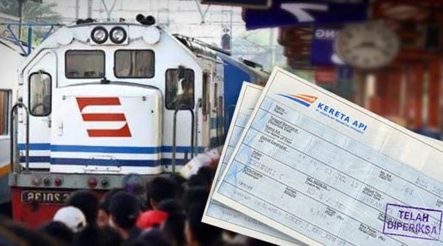 Cara Bayar Tiket Kereta Api Via ATM BRI - Info Harga Terbaru