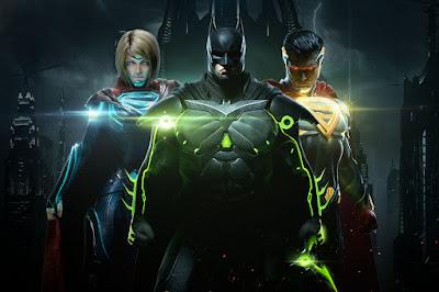 تحميل اللعبة القتالية Injustice 2 مهكرة للأندرويد