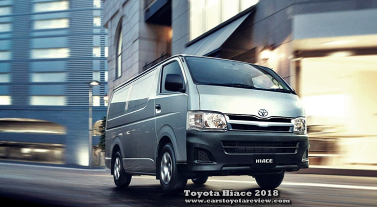 2017 Toyota Hiace Review Price And Release Date