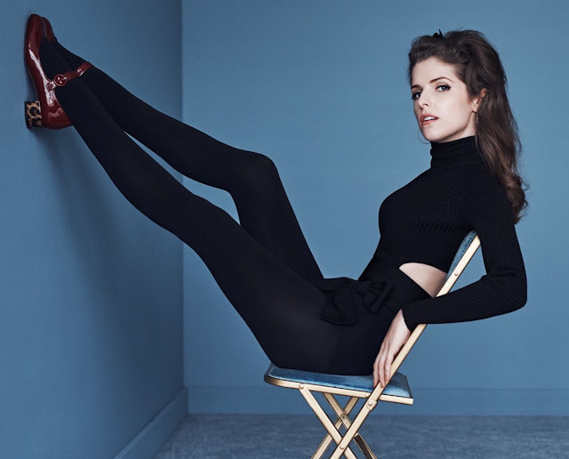 Anna Kendrick Photoshoot for 'The Edit Magazine' June 2016 Issue