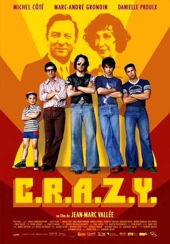 VER ONLINE Y DESCARGAR: Mis Gloriosos Hermanos - C.R.A.Z.Y - Pelicula - Canada - 2005