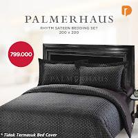 Dusdusan Palmerhaus Rhytm Sateen Bedding Set 200 X 200 cm ANDHIMIND