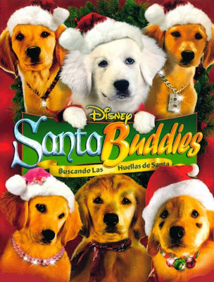 Poster Of Santa Buddies (2009) In Hindi English Dual Audio 300MB Compressed Small Size Pc Movie Free Download Only At worldfree4u.com
