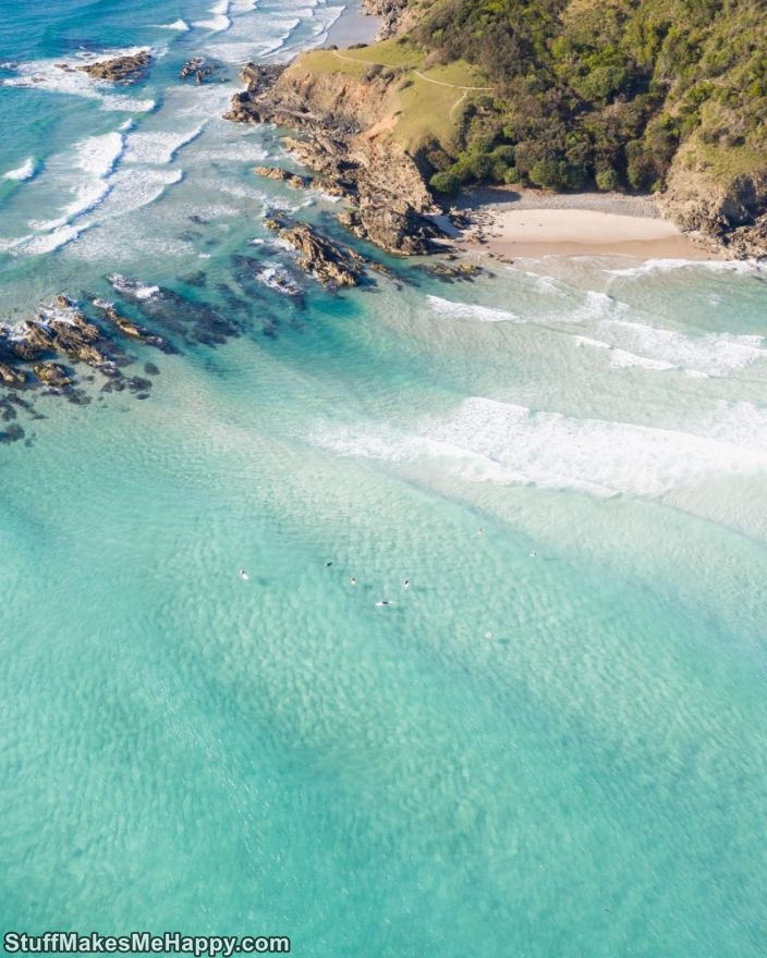 Australian Beaches Aerial Photography by Jim Knight