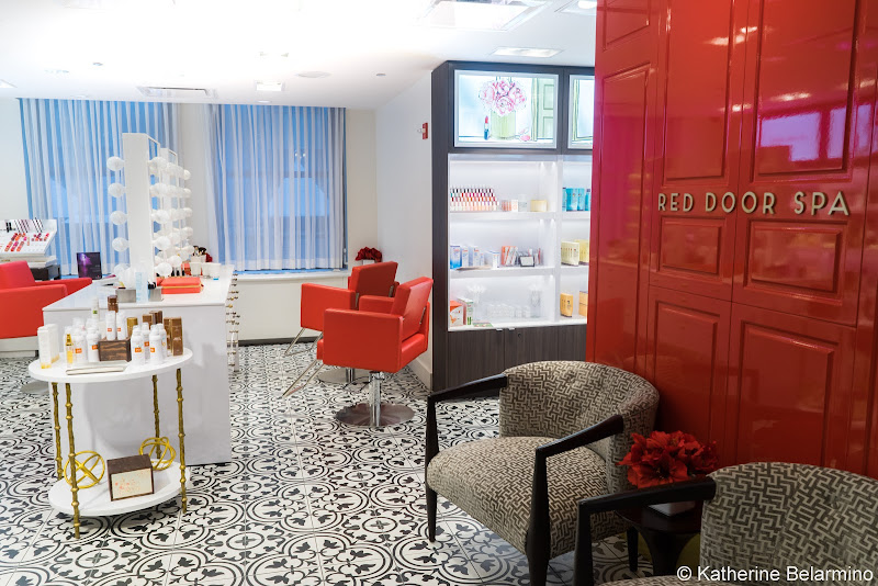 The Red Door Salon & Spa Chicago Girls' Weekend in Chicago