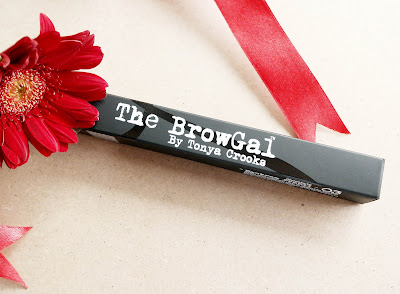 the browgal no.3 chocolate