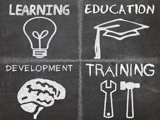 Definisi Pelatihan, Pengembangan, Pembelajaran, dan Pendidikan_