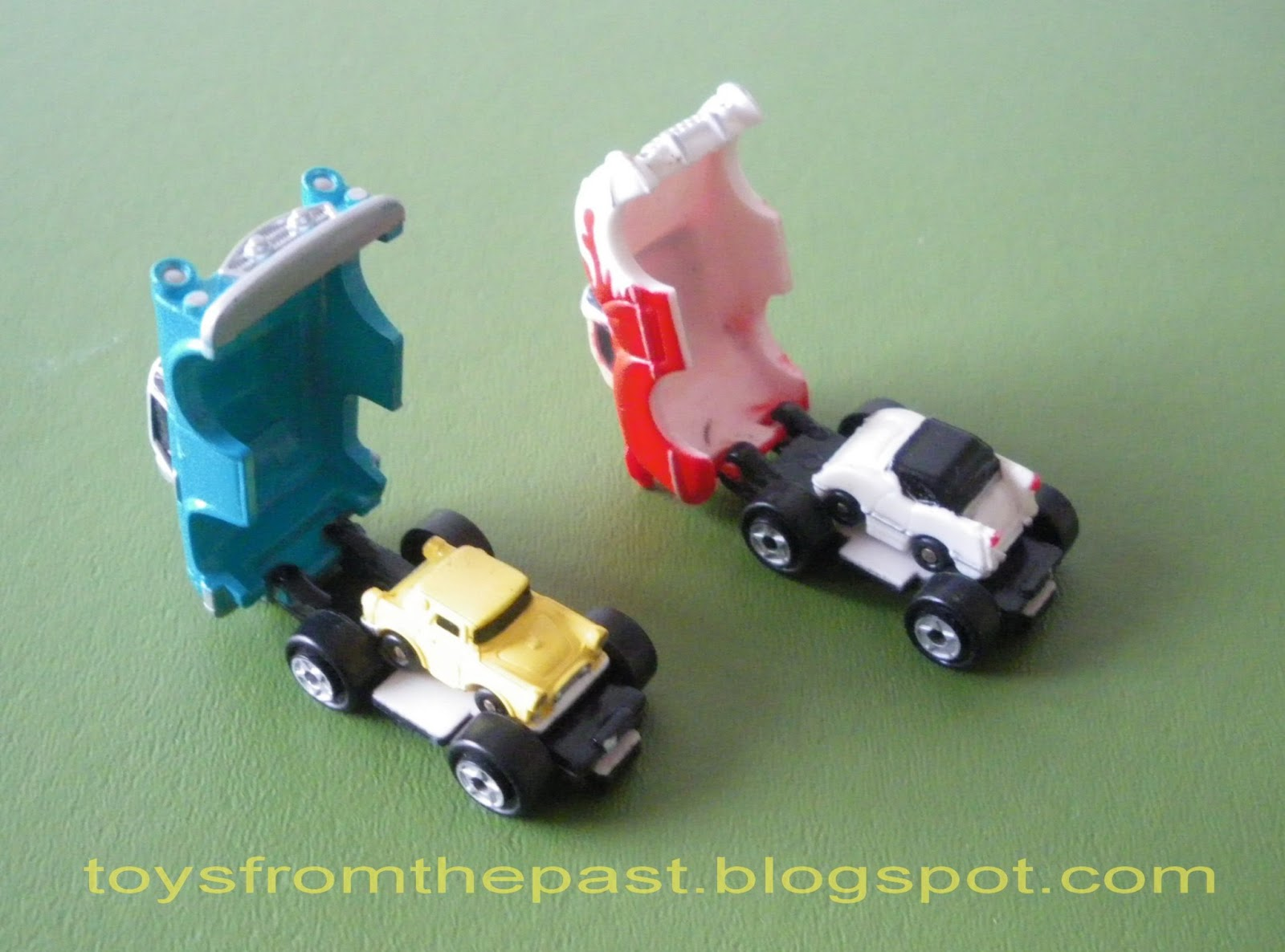 Toys From The Past 261 Micro Machines Insiders