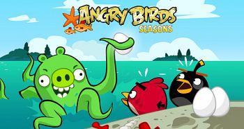 Angry Birds Seasons v2.4.1 Full Crack